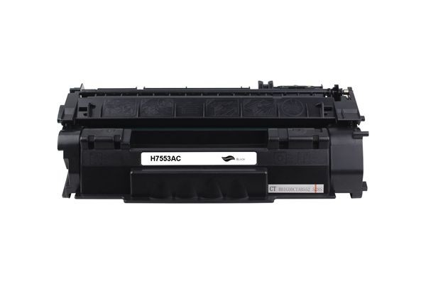 Kompatibel zu HP Q7553A / 53A Toner Black