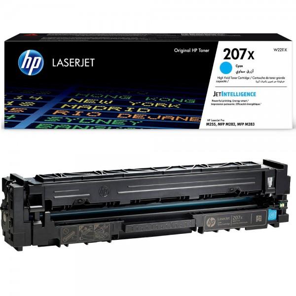 HP W2211X / 207X Toner Cyan