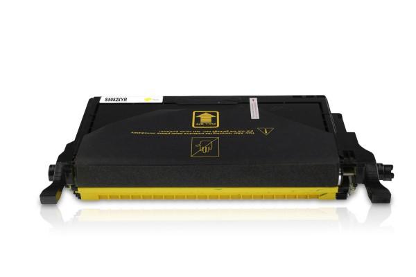 Rebuilt zu Samsung CLT-Y5082L / SU532A Toner Yellow