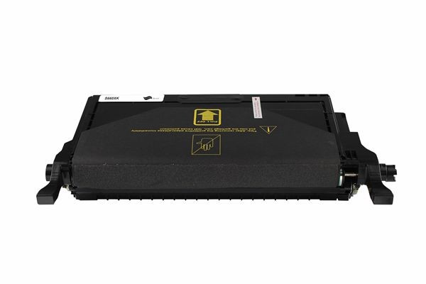 Rebuilt zu Samsung CLP-K660B Toner Black