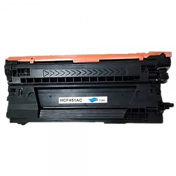 Kompatibel zu HP CF451A / 655A Toner Cyan