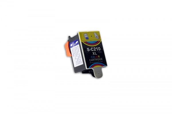 Kompatibel zu Samsung INK-C210 Tinte Color