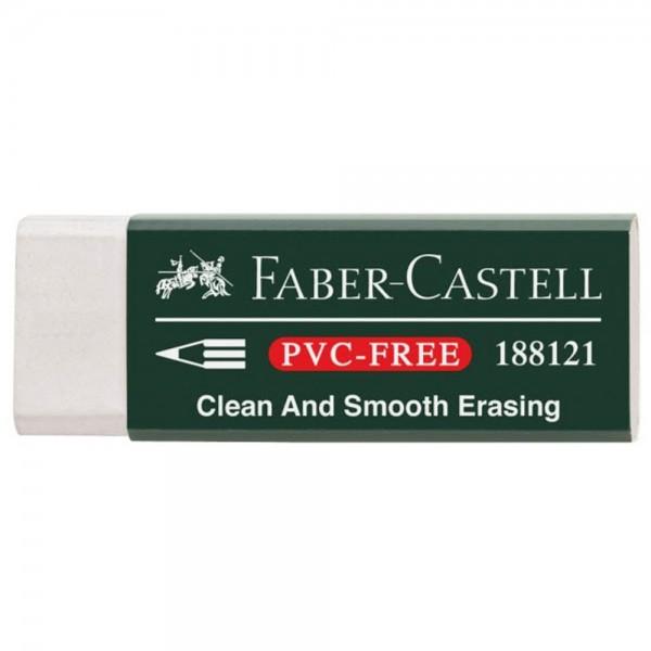 Faber-Castell Radiergummi mit Schutzhülle