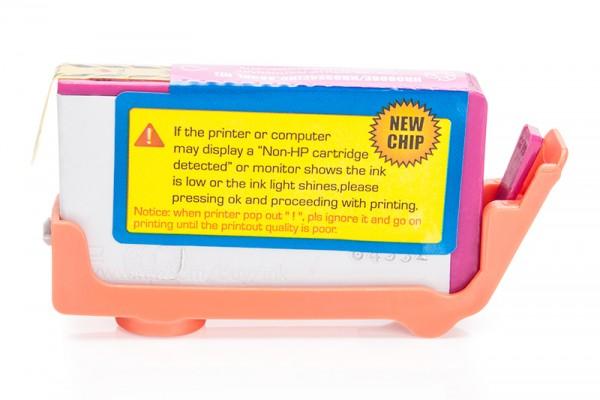 Kompatibel zu HP 364 XL / CB324EE Tinte Magenta (PF)