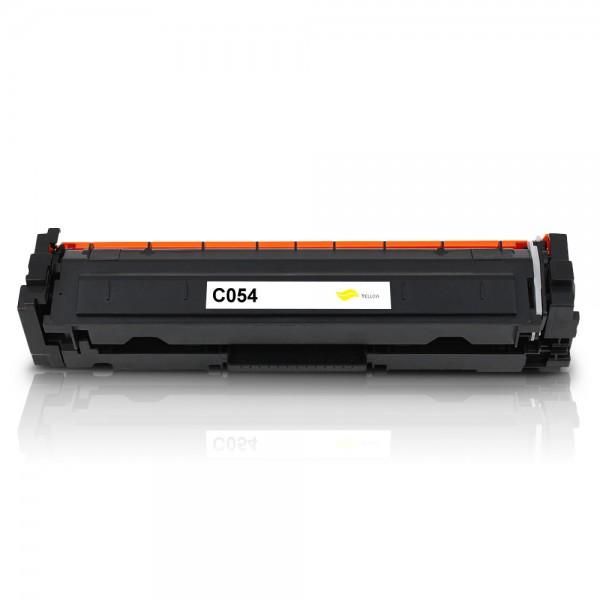 Kompatibel zu Canon 054 / 3021C002 Toner Yellow