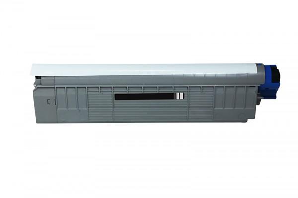 Kompatibel zu OKI 44059108 / C810 Toner Black