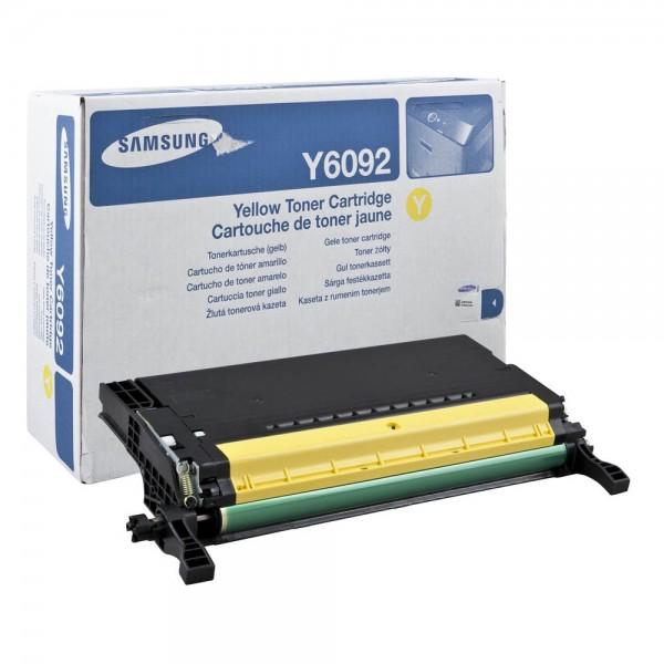 Samsung CLT-Y6092S / SU559A Toner Yellow