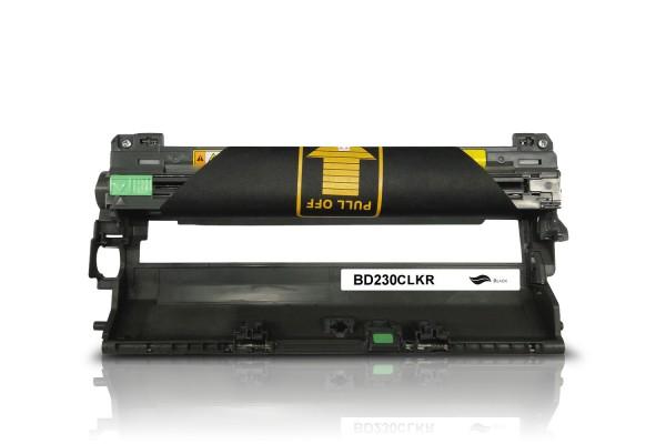 Rebuilt zu Brother DR-230CL Bildtrommel Black