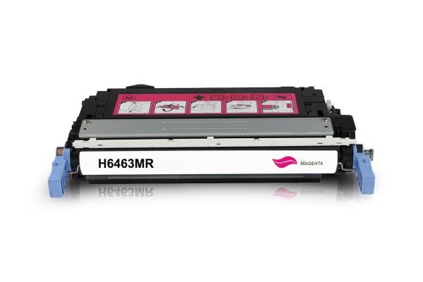 Rebuilt zu HP Q6463A / 644A Toner Magenta