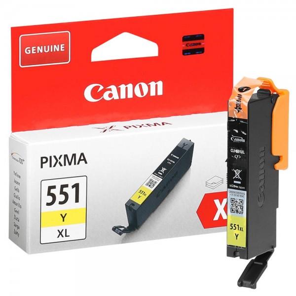 Canon CLI-551 XL / 6446B001 Tinte Yellow