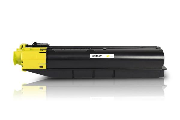 Kompatibel zu Kyocera TK-8305Y / 1T02LKANL0 Toner Yellow