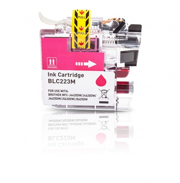 Kompatibel zu Brother LC-223 Tinte Magenta (PF)