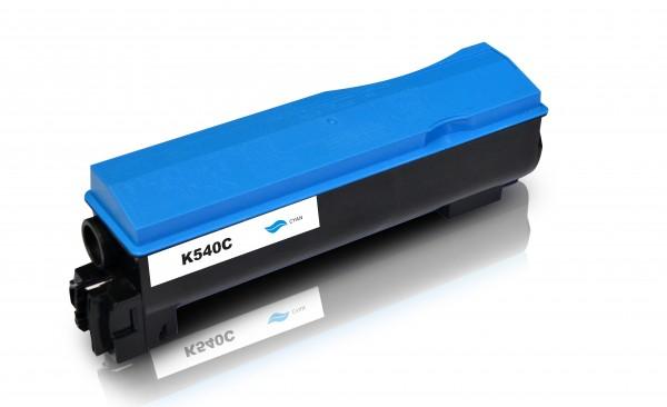 Kompatibel zu Kyocera TK-540C / 1T02HLCEU0 Toner Cyan XXL