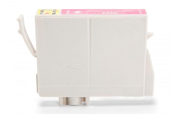 Kompatibel zu Epson C13T04434010 / T0443 Tinte Magenta