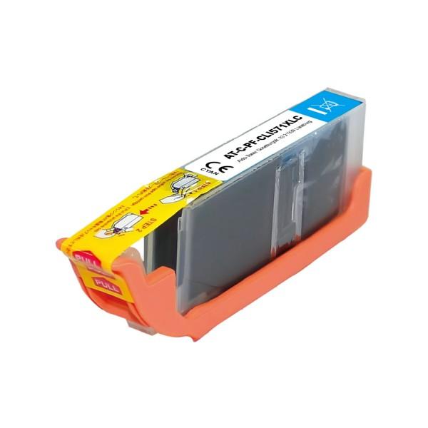 Kompatibel zu Canon CLI-571C XL / 0332C001 Tinte Cyan