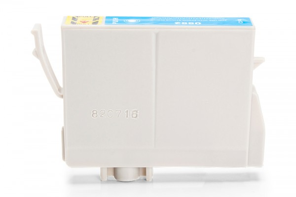 Kompatibel zu Epson T0552 / C13T05524010 Tinte Cyan