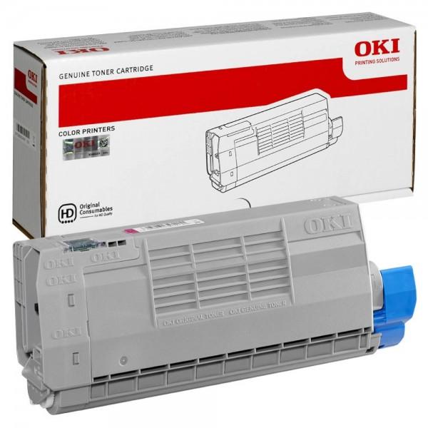 OKI 46507614 Toner Magenta