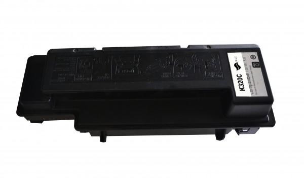 Kompatibel zu Kyocera TK-320 / 1T02F90EUC Toner Black XXL