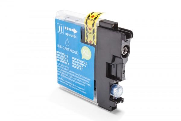 Kompatibel zu Brother LC-1100 C Tinte Cyan