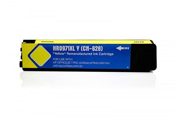 Kompatibel zu HP 971 XL / CN628AE Tinte Yellow