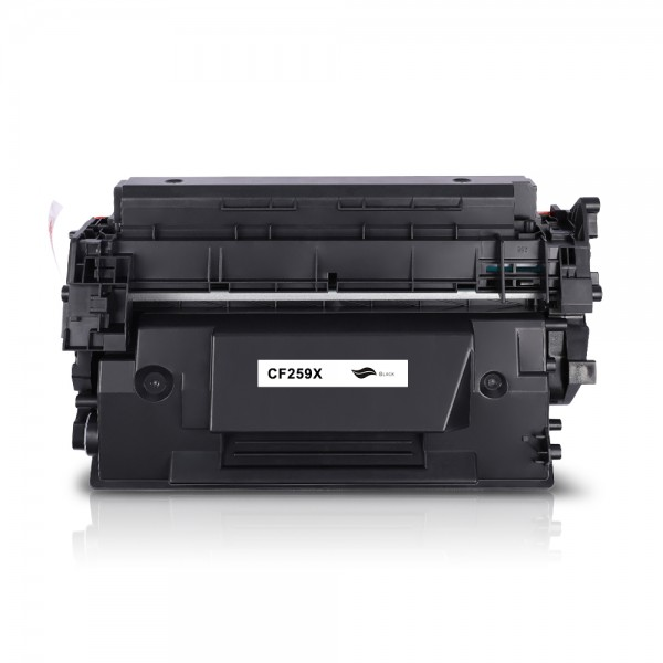 Kompatibel zu HP CF259X / 59X Toner Black (Ohne Chip)