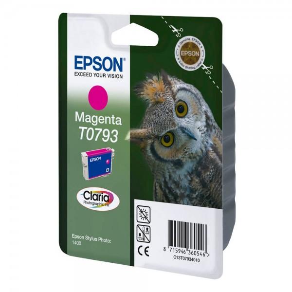 Epson T0793 / C13T07934010 Tinte Magenta