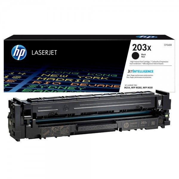 HP CF540X / 203X Toner Black