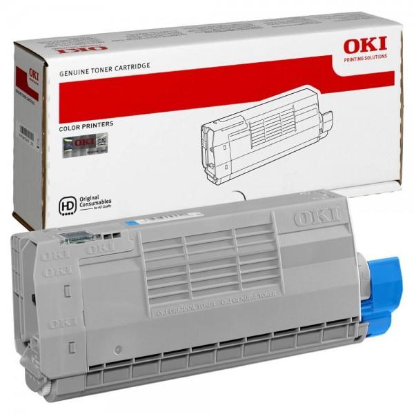 OKI 46507615 Toner Cyan