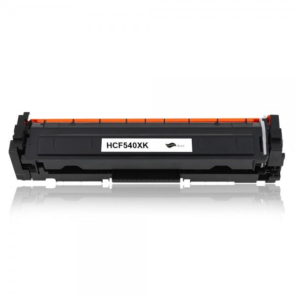 Kompatibel zu HP CF540X / 203X Toner Black