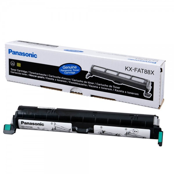 Panasonic KX-FAT88X Toner Black