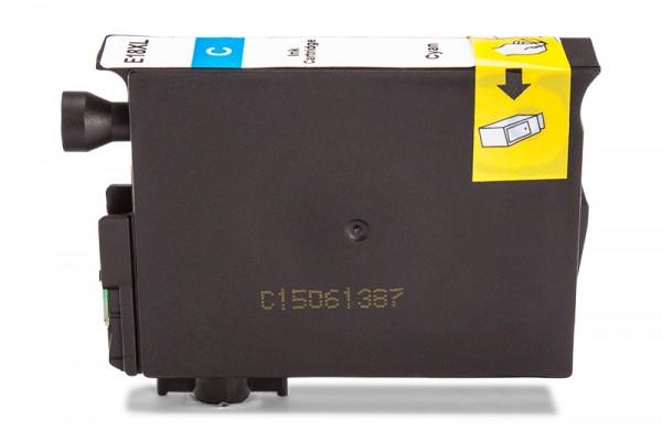 Kompatibel zu Epson 18 XL / C13T18124010 Tinte Cyan (BULK)