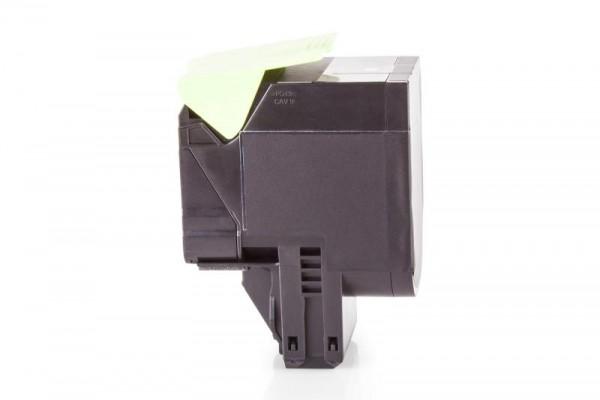Rebuilt zu Lexmark 80C2HK0 / 802HK Toner Black