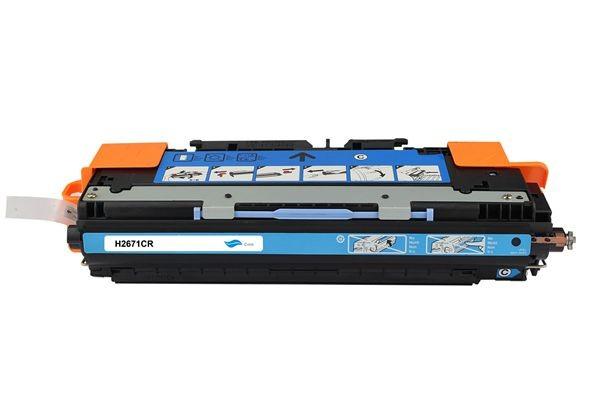 Rebuilt zu HP Q2671A / 309A Toner Cyan