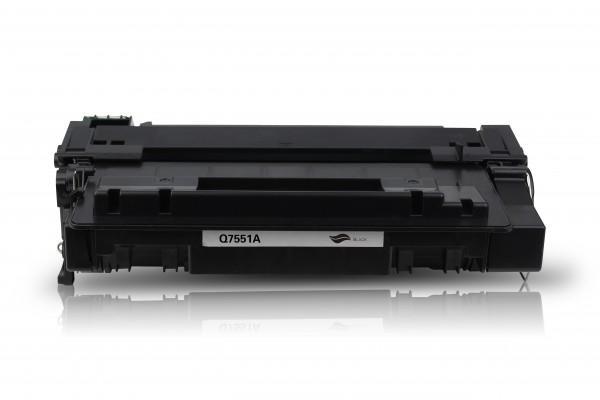 Kompatibel zu HP Q7551A / 51A Toner Black