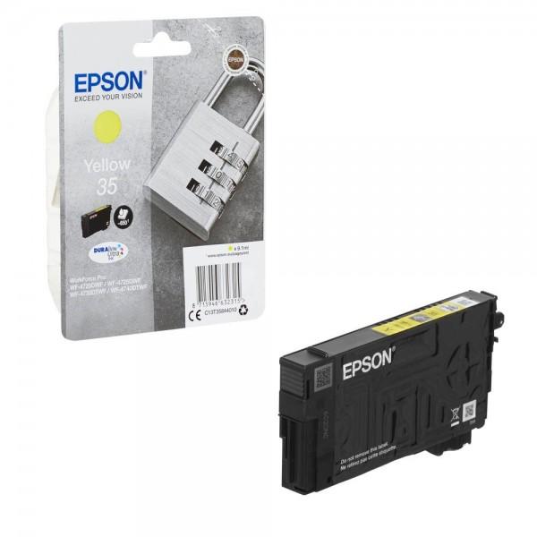Epson 35 / C13T35844010 Tinte Yellow