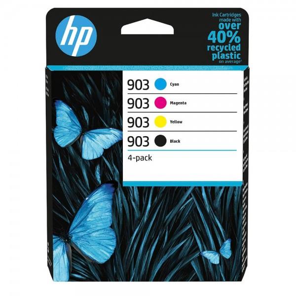 HP 903 / 6ZC73AE Tinten Multipack CMYK (4er Set)