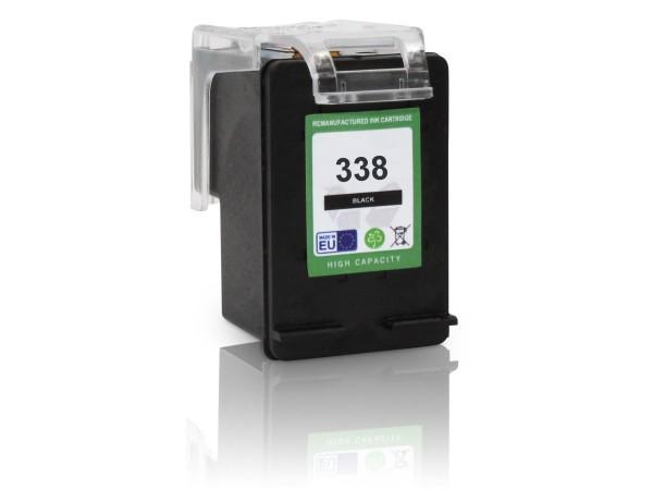 Kompatibel zu HP 338 / C8765EE Tinte Black