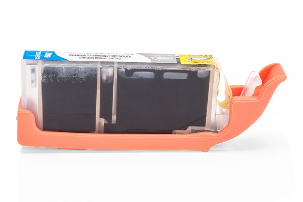 Kompatibel zu Canon CLI-551GY / 6447B001 Tinte Grau XL