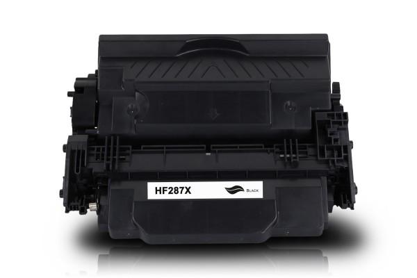 Kompatibel zu HP CF287X / 87X Toner Black