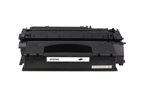 Kompatibel zu HP Q7553X / 53X Toner Black