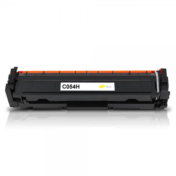 Kompatibel zu Canon 054H / 3025C002 Toner Yellow