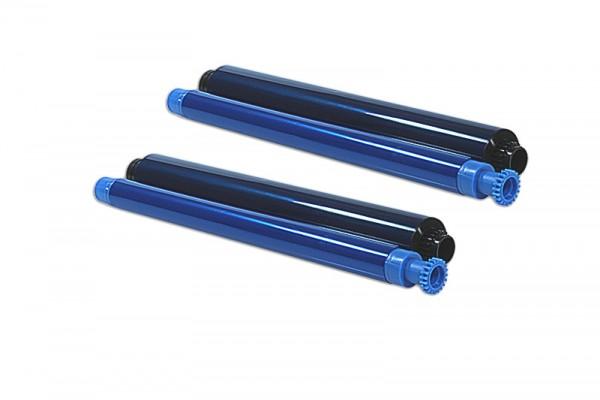 Alternativ zu Panasonic KX-FA 93 / KX-FA 57 E Thermo-Transfer-Rolle (2er Pack)