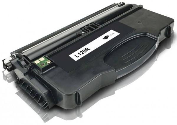 Rebuilt zu Lexmark 12016SE / E120 Toner Black