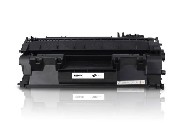 Kompatibel zu HP CF280A / 80A Toner Black