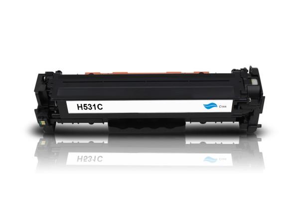 Kompatibel zu HP CC531A / 304A Toner Cyan