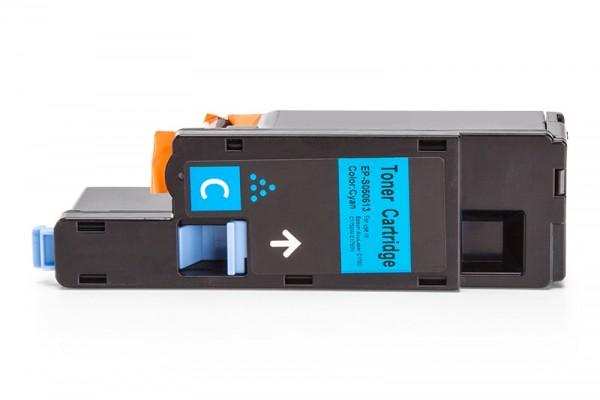 Kompatibel zu Epson C13S050613 Toner Cyan