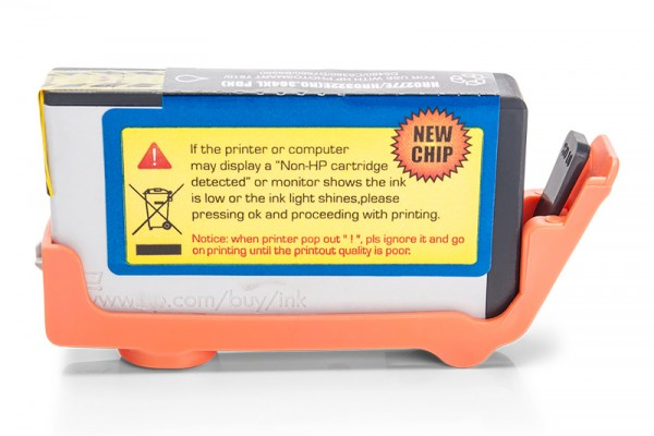 Kompatibel zu HP 364 XL / CB322EE Tinte Photo-Black