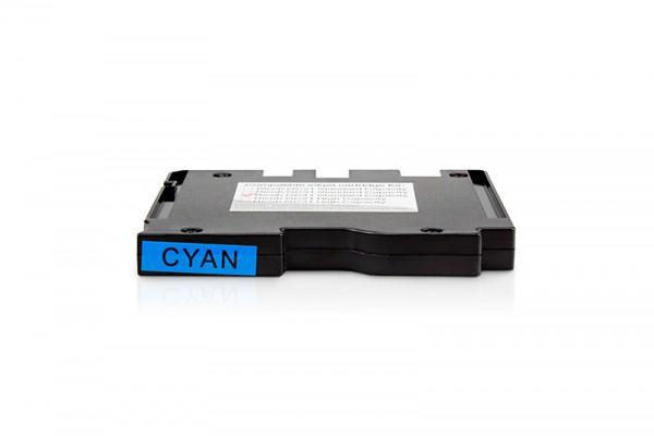 Kompatibel zu Ricoh 405762 / GC-41C Gelkartusche Cyan