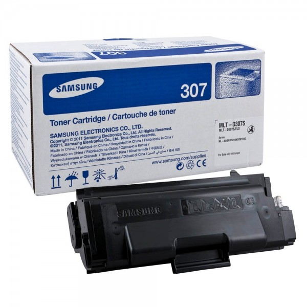 Samsung MLT-D307S / SV074A Toner Black