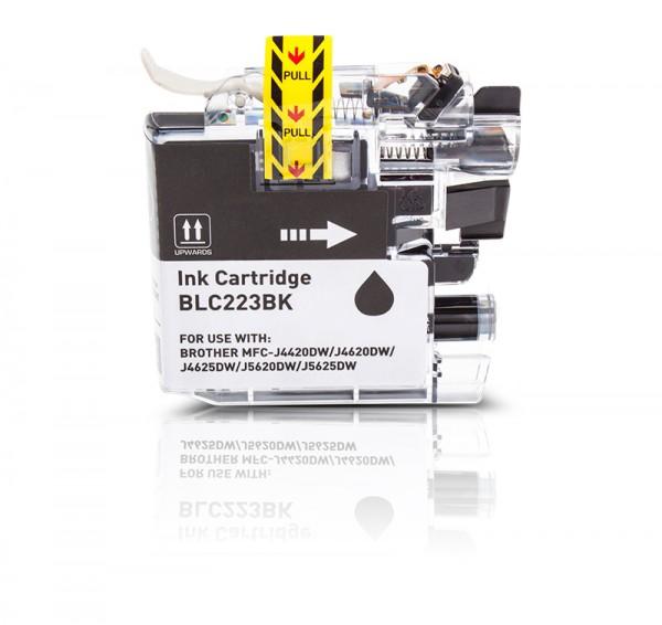 Kompatibel zu Brother LC-223 Tinte Black (PF)
